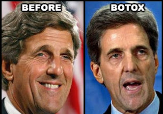American politician John Kerry (full name : John Forbes Kerry) is