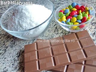 Ciocolata cu nuca de cocos ingrediente reteta