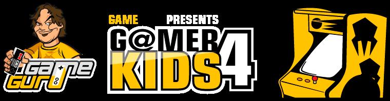 """Game Guru's """"G@MER 4 KIDS"""""""
