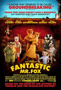 Fantastic Mr. Fox (2009) BluRay 720p 550MB