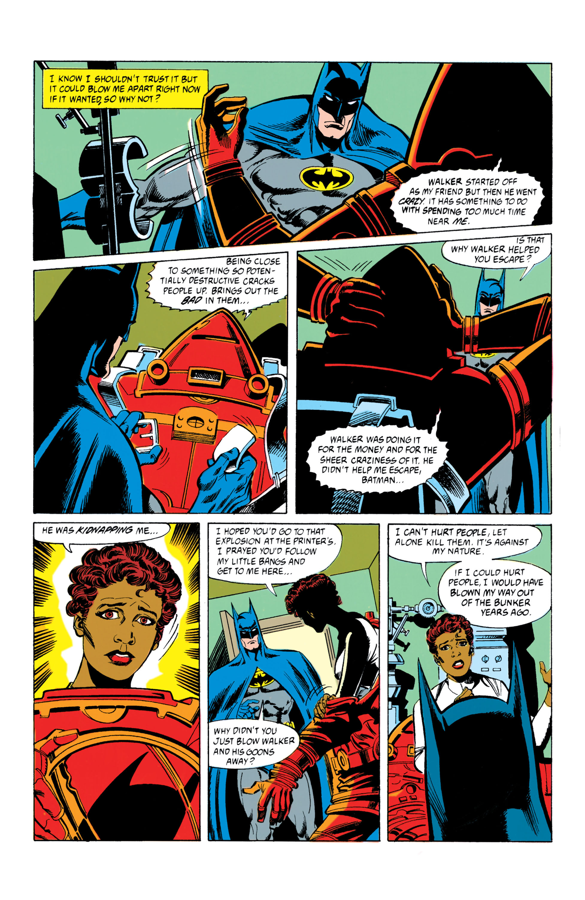 Detective Comics (1937) Issue #638 Page 14