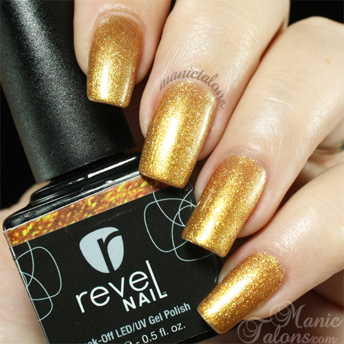 Revel Nail Gel Polish Solid swatch