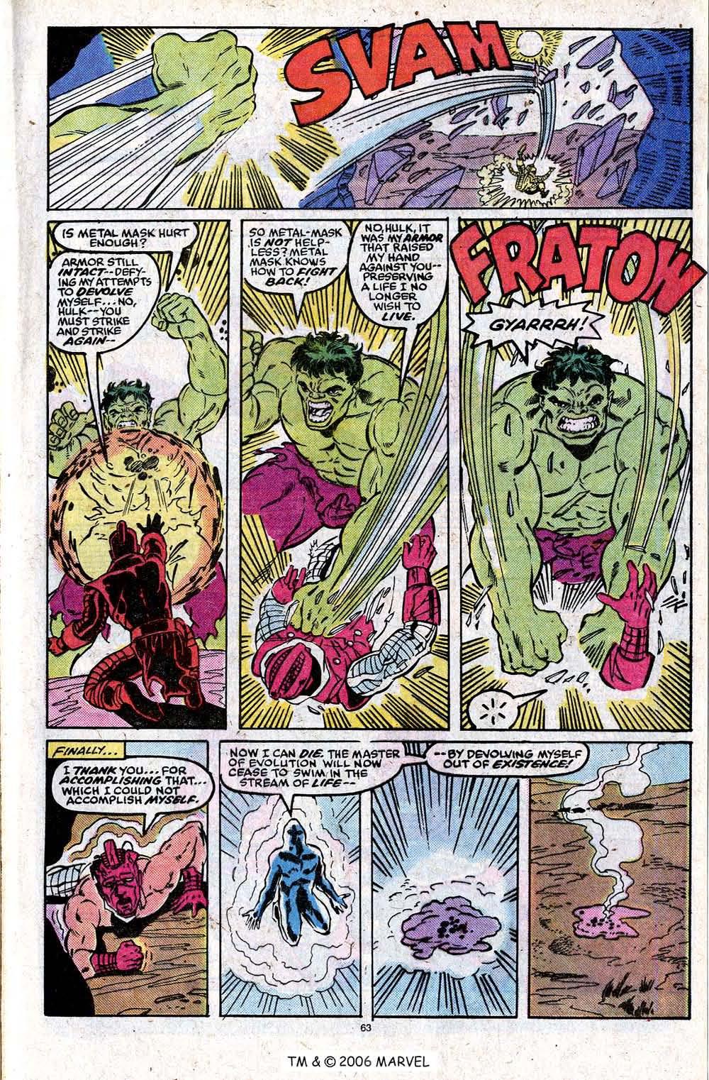 Captain America (1968) Issue #348c #280 - English 65