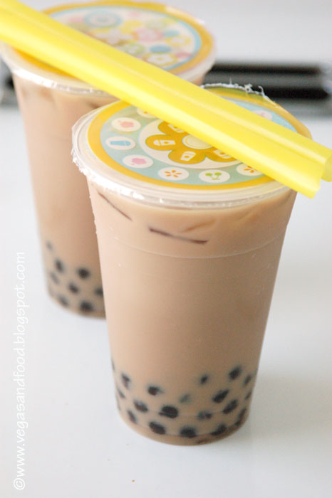 Also called bubbles, tapioca, and pearls.