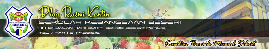 Kantin Sekolah Kebangsaan Beseri