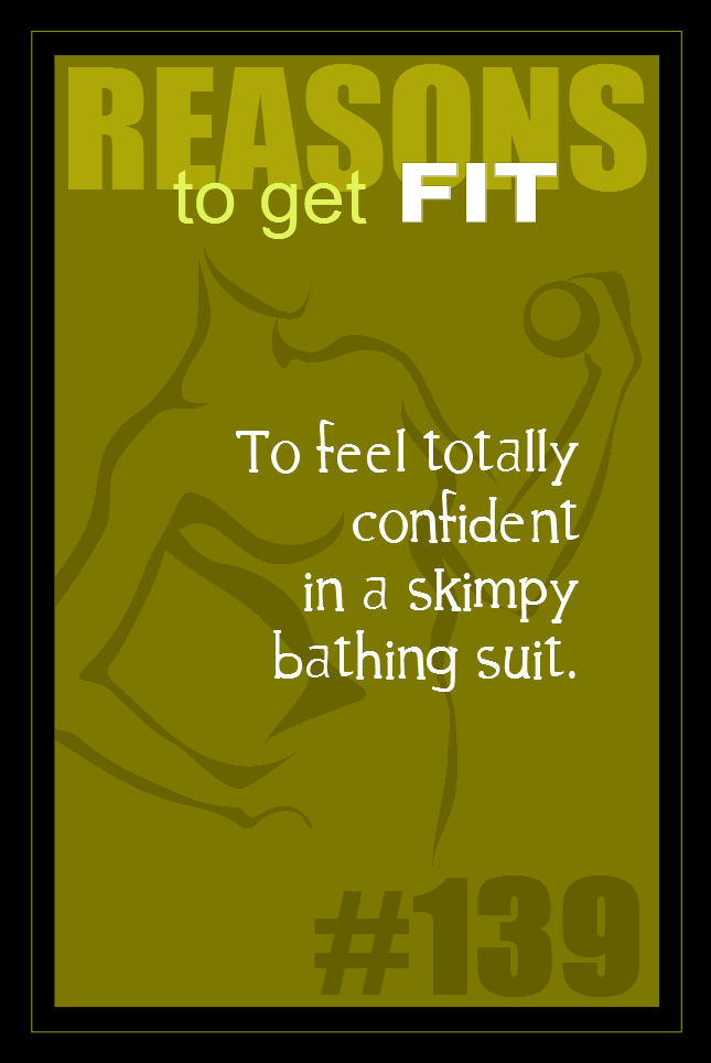 365 Reasons to Get Fit #139