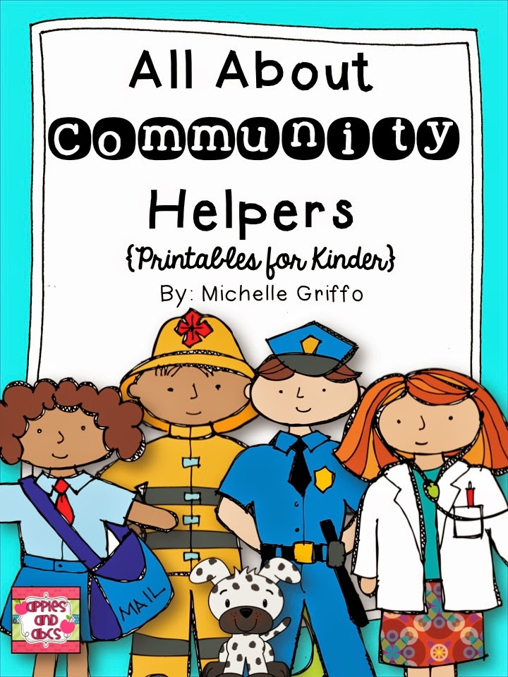 community helpers art projects