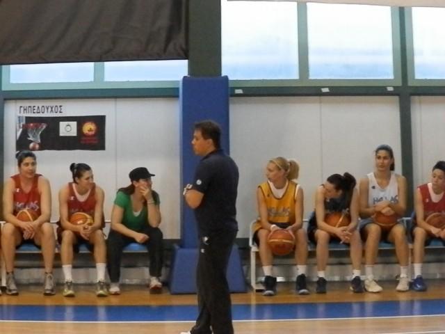 Τι είπε ο Τζώρτζης Δικαιουλάκος στις παίκτριες στην προπόνηση της Εθνικής γυναικών-Το πρόγραμμα των φιλικών αγώνων-Βίντεο από την «πρώτη»