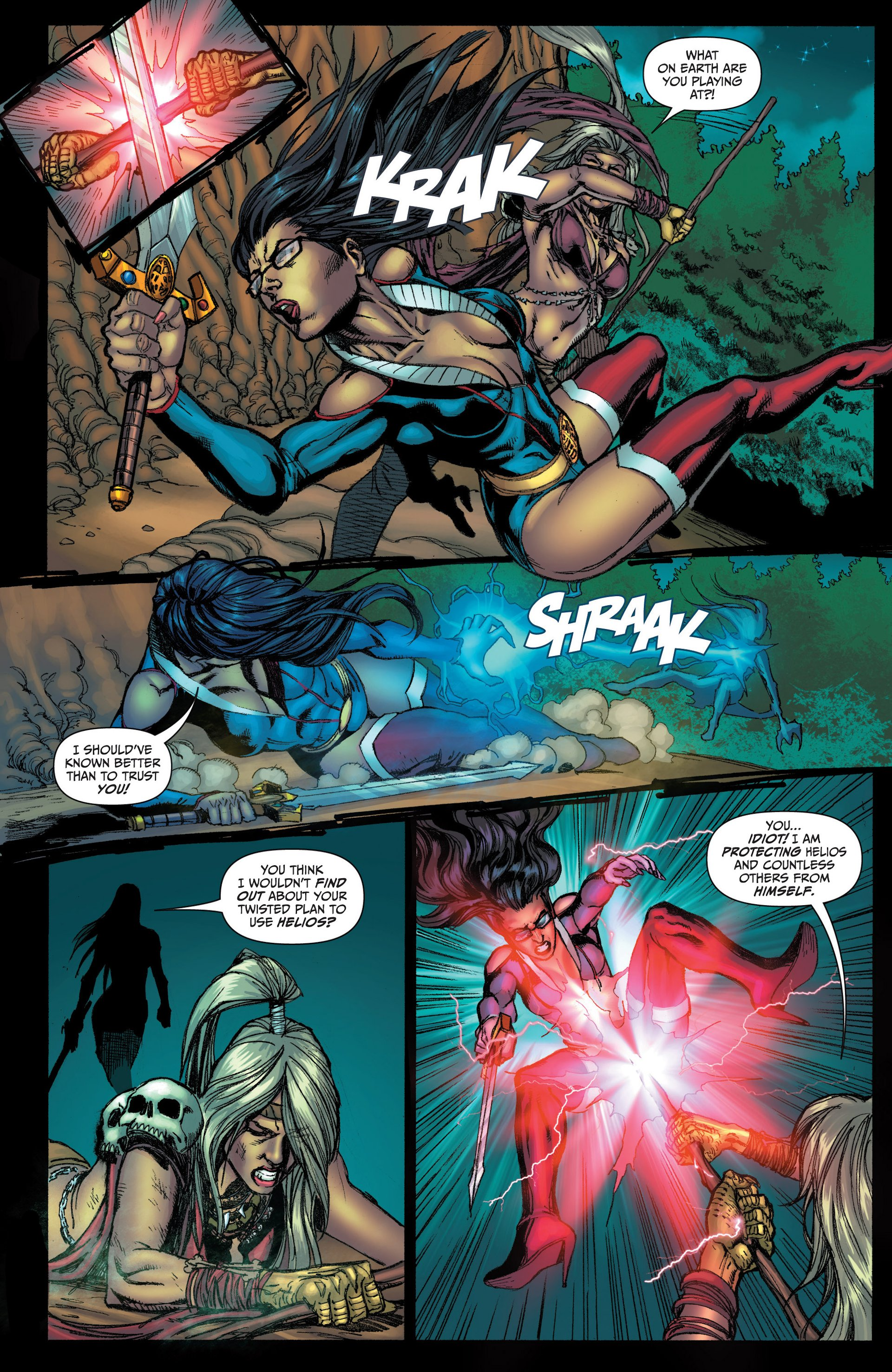 Grimm Fairy Tales (2005) Issue #96 #99 - English 7