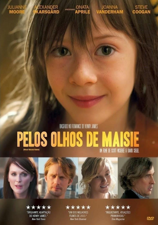 Pelos Olhos de Maisie – Dublado (2012)