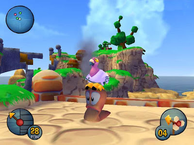 Worms 3D Xbox 360