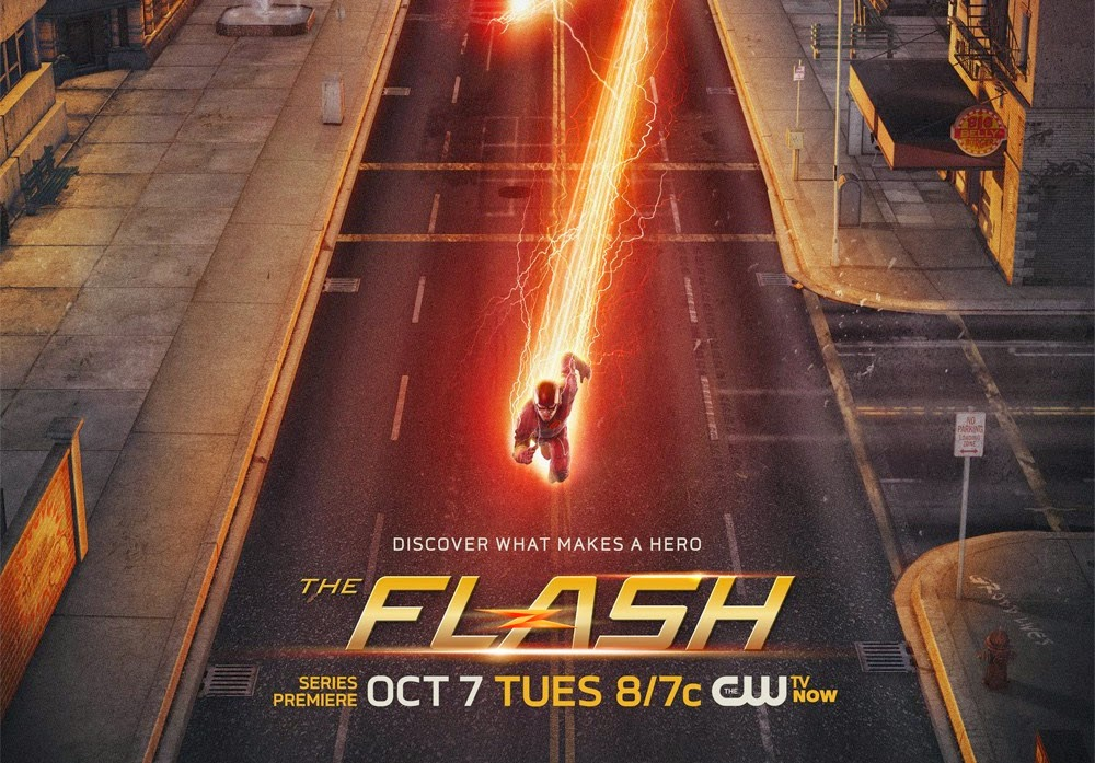 The Flash: New Trailers & Poster