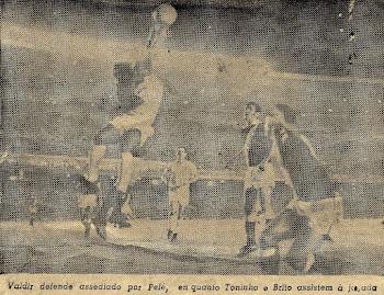Vasco x Santos, 1968