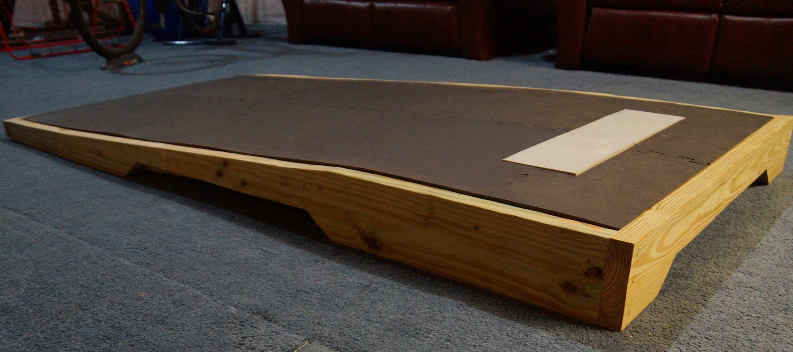 Portable Pitching Mound Dimensions >> Engineer by Day: DIY Pitching Mound