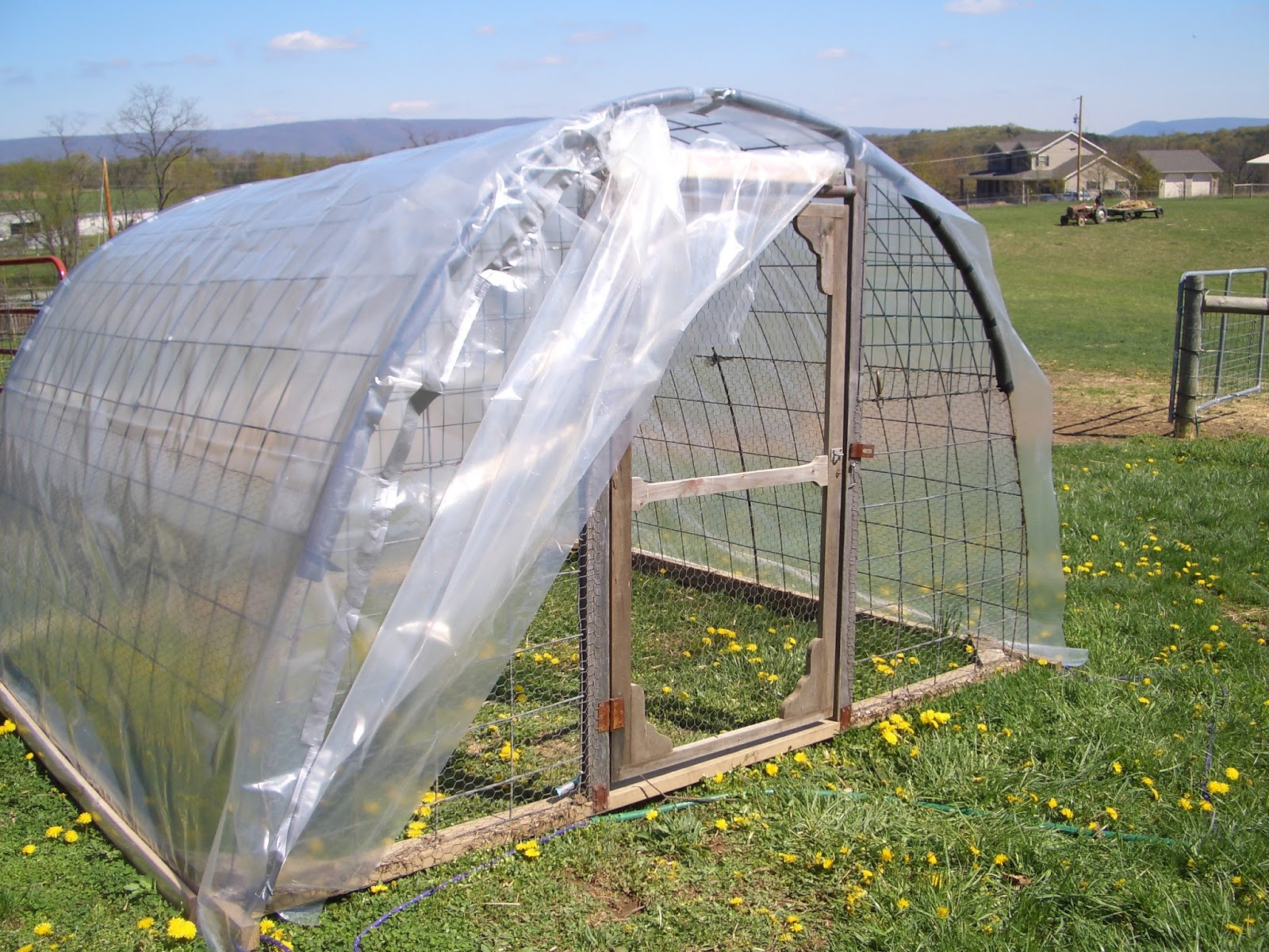 Hoop House Greenhouse Plans Welcome To Painted Farm Learn