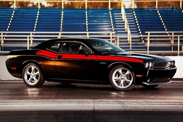 2014 Dodge Challenger Concept Pictures