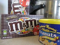 peanuts & M&M's