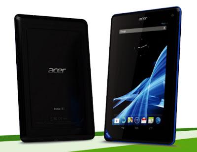 Tablet Murah Terbaik | Spesifikasi dan Harga Acer Iconia B1-A71