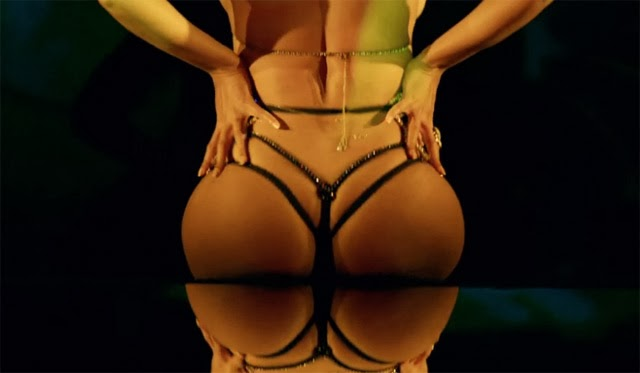 Beyonce NAKED in New Partition Video