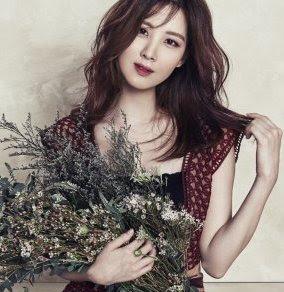 SeoHyun Cosmopolitan Magazine