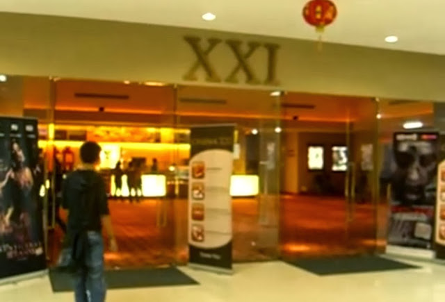 Bioskop STUDIO XXI Balikpapan