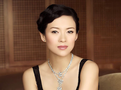 Chinese Actress Zhang Ziyi HD Wallpaper