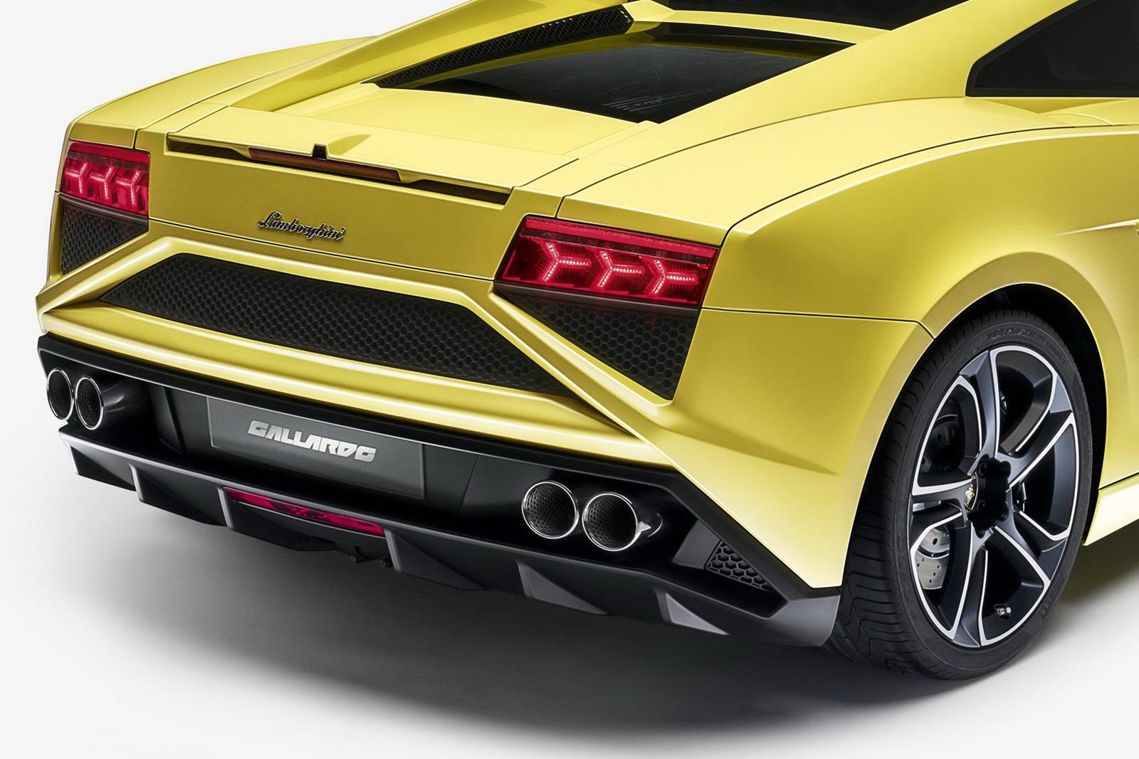 2013 Lamborghini Gallardo Lp560 4 Auto Cars Concept