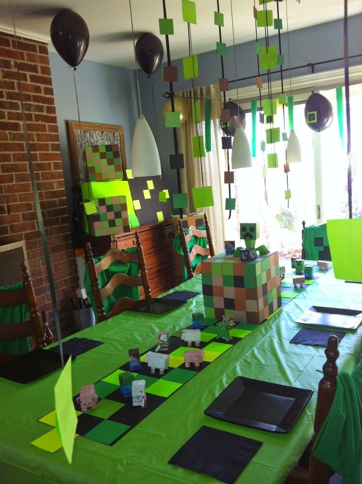 http://luxcat.hubpages.com/hub/Minecraft-Party-Ideas