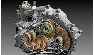 Caja 6 velocidades Opel Astra H