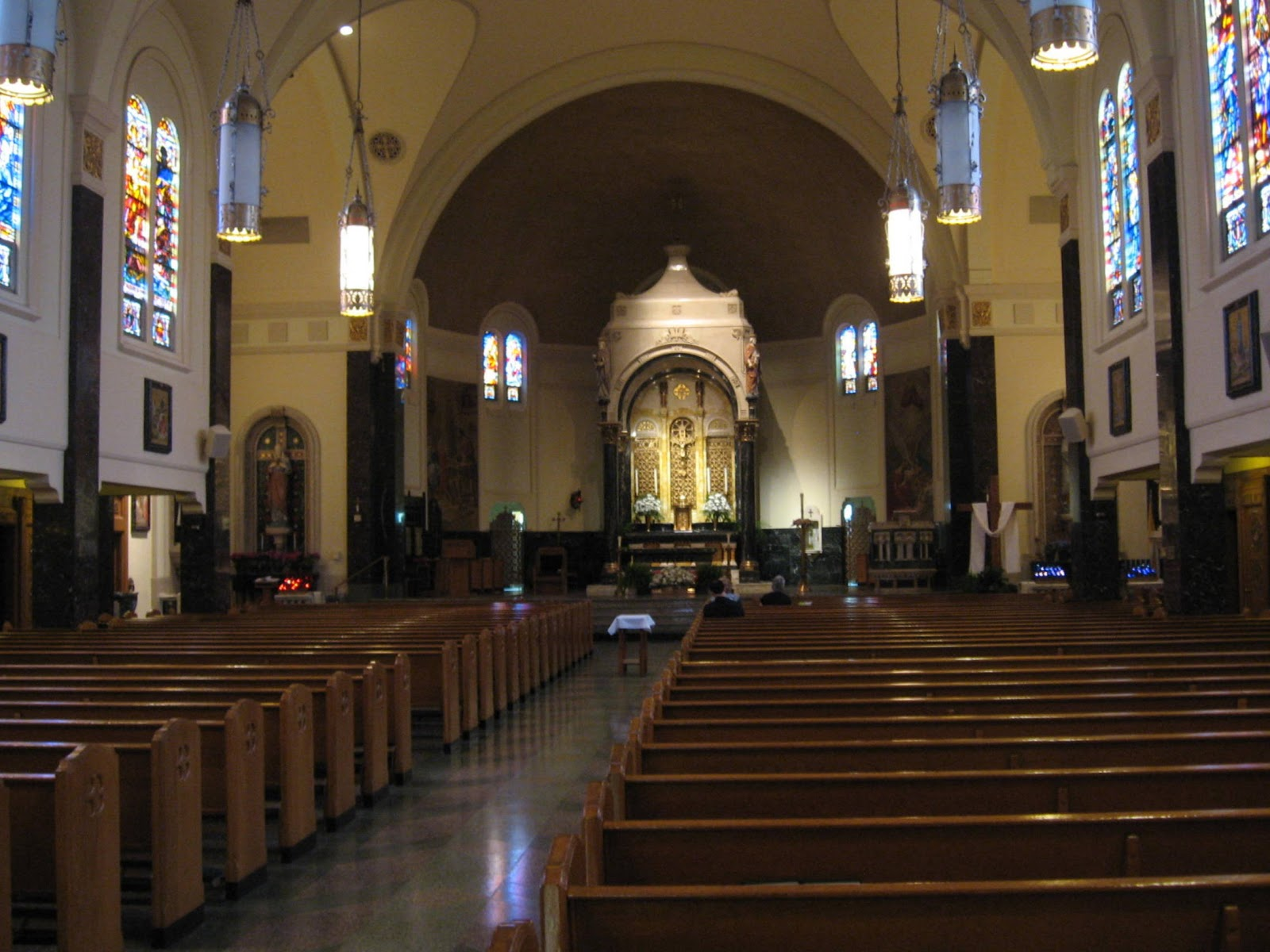 Nassau County N.Y. Catholic: St. Joseph, Garden City