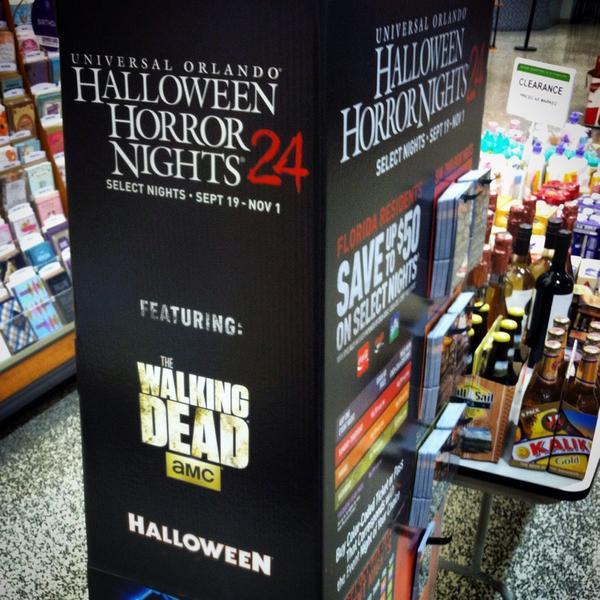 Kitsuneverse: [HHN24] Publix Does it Again - Leaks Halloween for ...