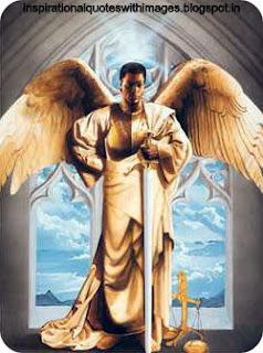 Guardian angel image