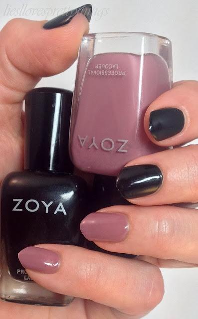 Zoya Raven and Zoya Brigitte