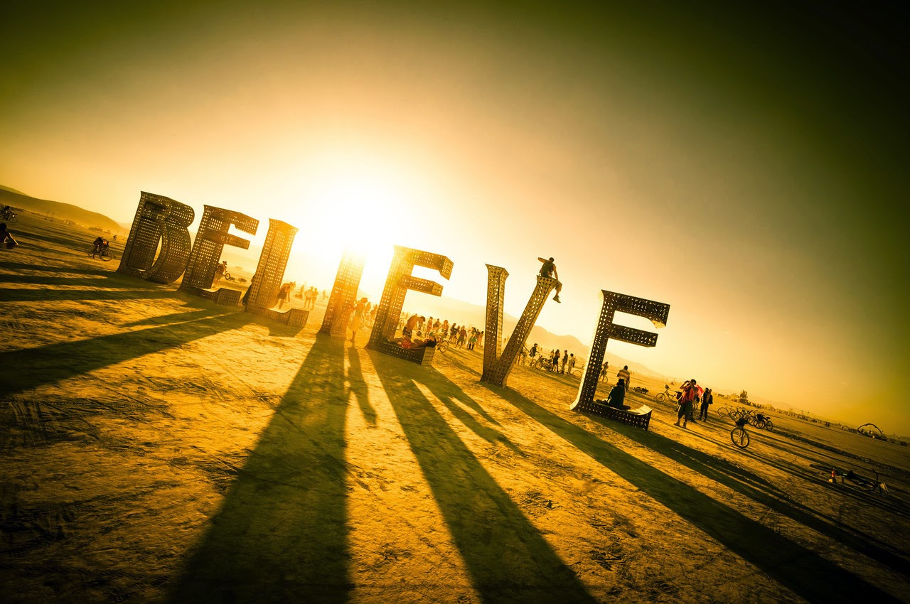 Believe Inspiration