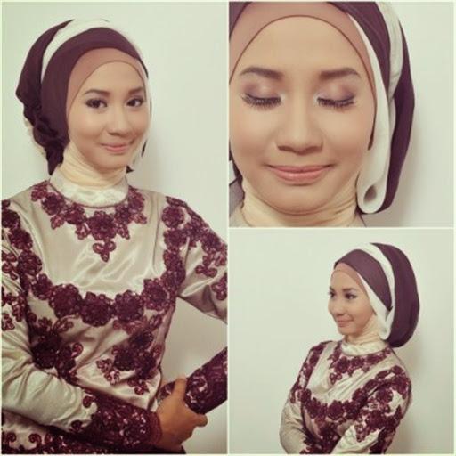 Trend Model Baju Kebaya Wisuda hijab syar'i Modis dan Elegan Terbaru 2017/2018