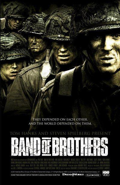 Band of brothers serie completa 720p audio latino mkv
