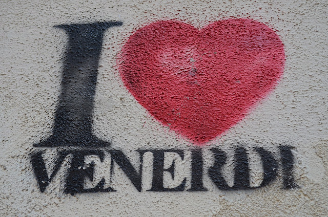 I love venerdi, salerno, italia by c.araus