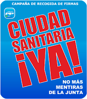 Ciudad Sanitaria de Jaén YA!