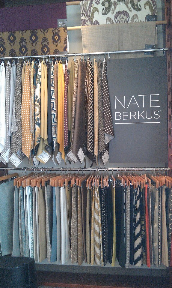 FOCAL POINT STYLING: Nate Berkus And His New Fabric Line At Calico Corners