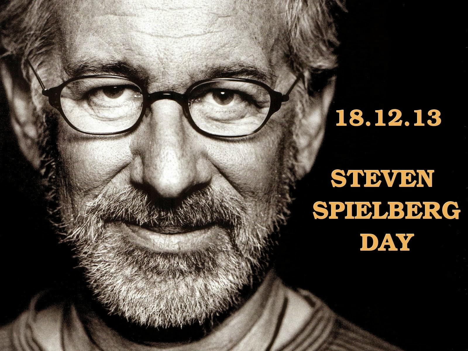 Steven Spielberg Day - 18/12/2013