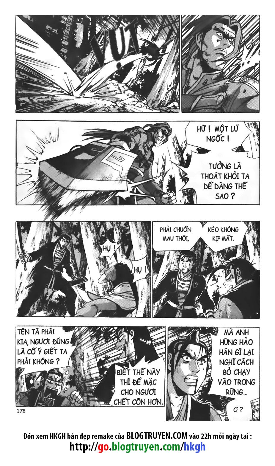 Hiệp Khách Giang Hồ chap 256 Trang 9 - Mangak.info