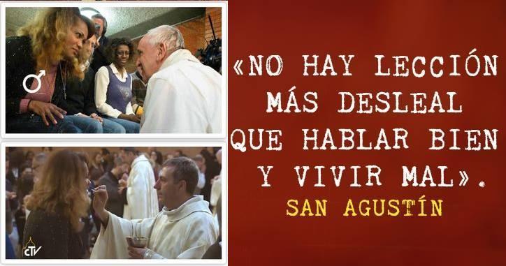 San Agustin en contra del vicio de Sodomia