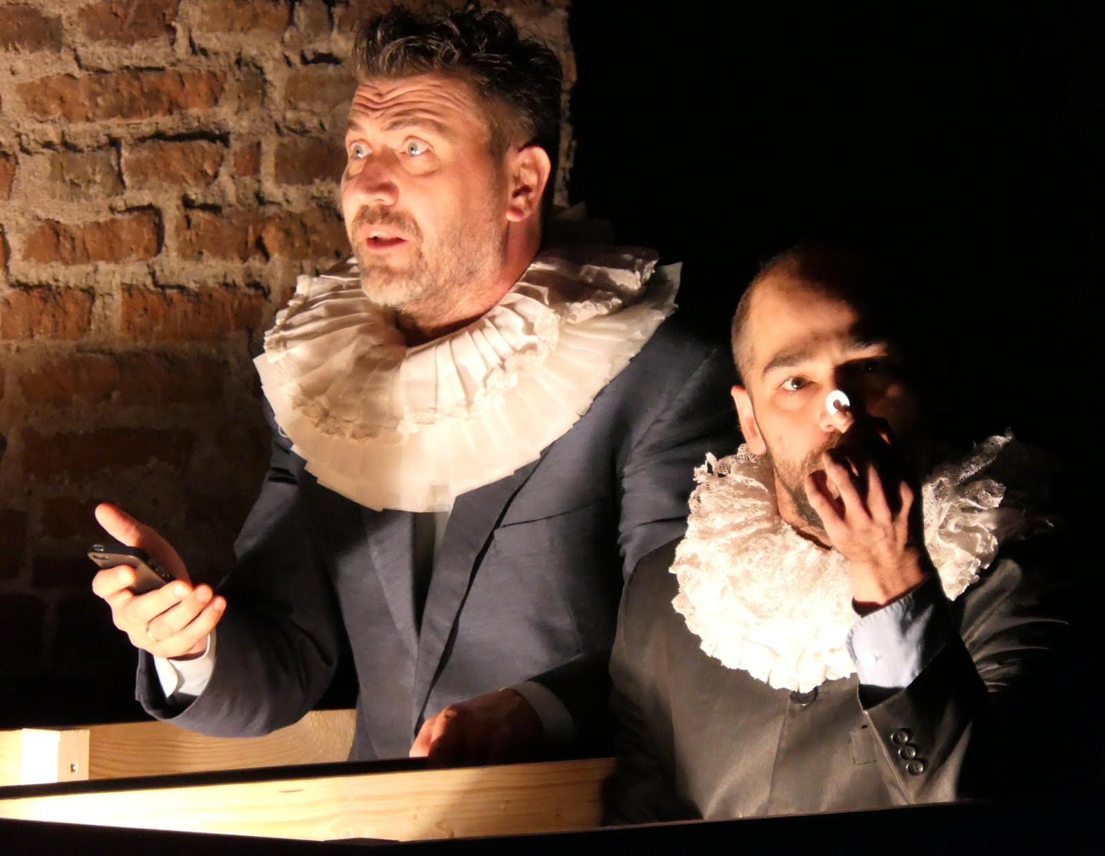 Tom Stoppard: Rosencrantz és Guildenstern halott - BEMUTATÓ