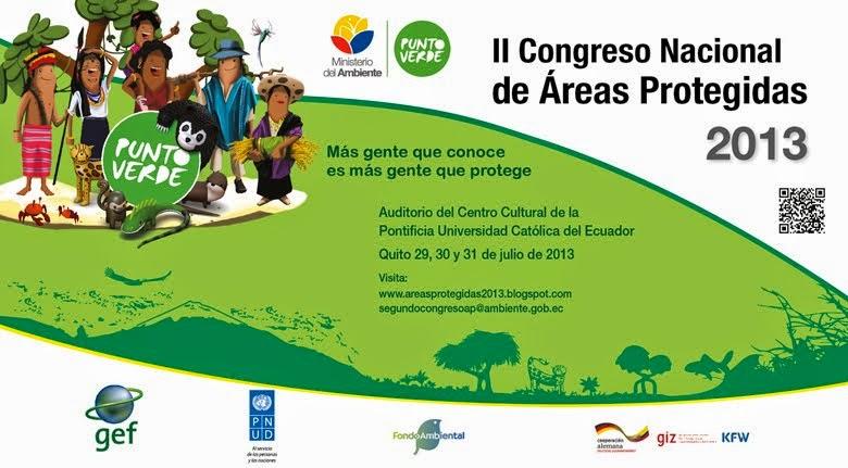 II Congreso de Áreas Protegidas 2013