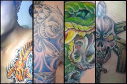 galeria tattoo masculina