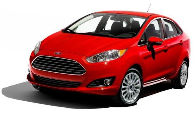 novo New Fiesta Sedan 2013