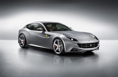 Ferrari FF trazione integrale
