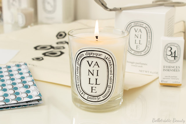Diptyque Vanille Vanilla Candle Bougie Parfumée Fall 2014 The Collection 34