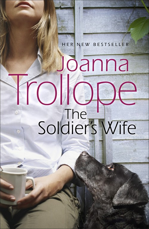 Afbeeldingen van Joanna Trollope The Soldier's Wife Ep…