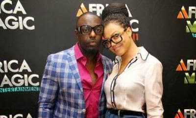 Forever: Nadia Buari and Jim Iyke are now engaged